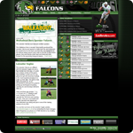 Leicester Falcons Website